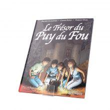 BD Le Trésor du Puy du Fou