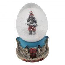 Boule à neige Chevalier Secret de la Lance