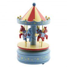 Profil carrousel musical beleu