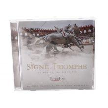 CD musiques signe du triomphe