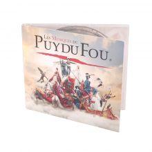 Face CD Les musiques du Puy du Fou