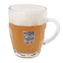 Chope à bière Armoiries