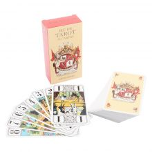 Jeu de cartes Tarot Armoiries Puy du Fou