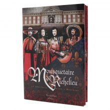 Livre Mousquetaire de Richelieu