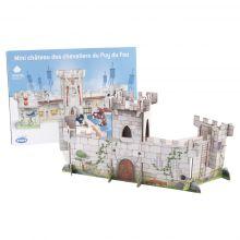 Mini-chateau médiéval Puy du Fou