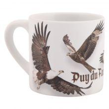 Mini-mug mat Bal des Oiseaux
