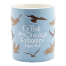 Mug 3D Bal des Oiseaux Fantômes