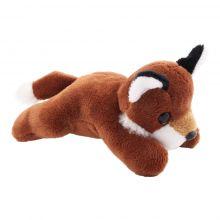 Peluche doudou renard