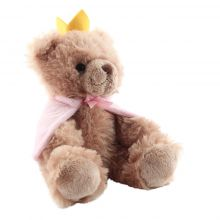 Peluche ours princesse