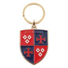 Porte-clés Blason du roi
