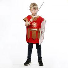 Tunique déguisement romain enfant