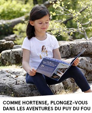 Livres - Les Histoires du Puy du Fou