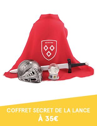 Le Secret de la Lance